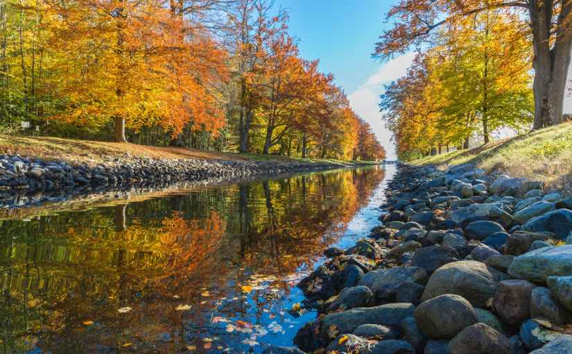 Early Autumn Flood
